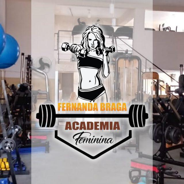 Fernanda Braga Academia Feminina